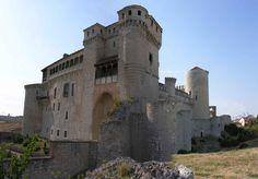 Cuellar Castillo, Segovia, España
