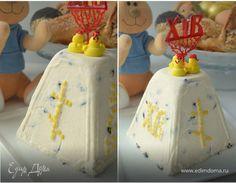 Едим Дома кулинарные рецепты от Юлии Высоцкой   Моя любимая творожная пасха рецепт 👌 с фото пошаговый