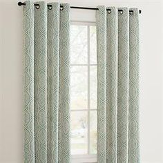 Mina Grommet Panel | Curtains & Drapes | Brylanehome