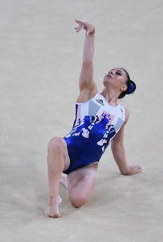 Claudia Fragapane #TeamGB #Gymnastics #Rio2016