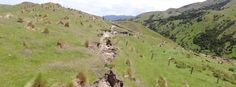 Drones capture massive earth changes after Kaikoura Earthquake