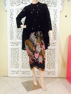 Kebaya Casual Set PD245 More