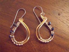 Earrings - IrenaDesigns.com - Fine Quality Artisan Jewelry