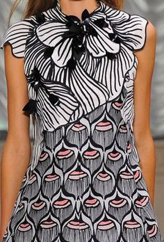 patternprints journal: PRINTS, PATTERNS AND SURFACE EFFECTS: BEAUTIFUL DETAILS FROM MILAN FASHION WEEK (WOMAN COLLECTIONS SPRING/SUMMER 2015) / Giamba