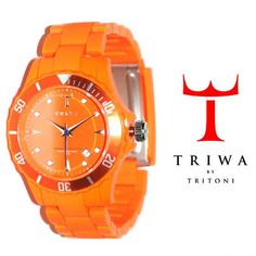 【SALE】TRIWA(トリワ) リストウォッチ 腕時計 Orange Revolution オレンジ  wc-triwa-019  【送料無料】