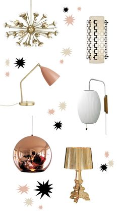 I'm excited to have put together a lighting gift guide for you on YLighting — ideas for a unique, timeless and lasting gift for someone special in your life, or perhaps something bright just for you! By Victoria Smith from sfgirlbybay. #ylighting