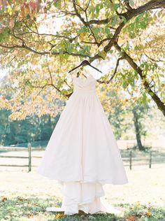 Real Wedding Inspiration: Katie + Aviad's Grace Winery Wedding | Dress: Lea-Ann Bleter Diana | Bridal Shop: Lovely Bride Philadelphia | Image: Lauren Fair Photography