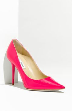 Jimmy Choo in my all time fav color!