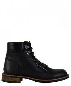 Ανδρικά αρβυλάκια Biker μαύρα EL0568 #ανδρικάμποτάκια #μοδάτα #ρούχα #παπούτσια #στυλ #φθηνά #μοντέρνα Dr. Martens, Combat Boots, Biker, Shoes, Fashion, Moda, Zapatos, Shoes Outlet, Fashion Styles