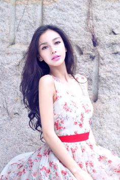 a n g e l a b a b y Angelababy Yeung ♥ Asian Woman, Asian Girl, Asian Fashion, Girl Fashion, Angelababy, Asian Celebrities, Beautiful Asian Women, Feminine Style, Beauty Women