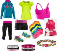 """Under Armor:) Comfy Day"" by shoota4thedevils ❤ liked on Polyvore"