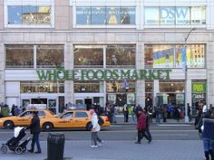 NYC - Union Square. Find our Vintage Ice Bags at Whole Foods Market - Union Square, NYC.  4 Union Square E #4 NYC