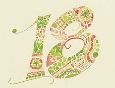 A Place To Flourish: Flourish Friday and a Calligraphy Contest!