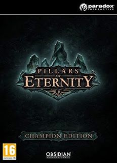 Gamer Entry: Pillars of Eternity (Champion Edition)