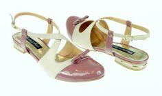 Sandały damskie Chantal Marie 2626/2, 15 mm, 230 PLN, r. 41(27,8cm)