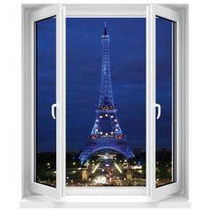 Tour Eiffel wall mural