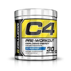 Cellucor C4 Pre Workout Supplement - Need a boost of energy before your workouts in the gym? You need to try Cellucor C4 Pre Workout Supplement that has the best reviews online.  #Best #PreWorkout #Supplements