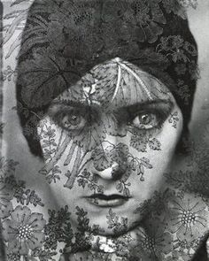 Gloria Swanson, taken by Imogen Cunningham.