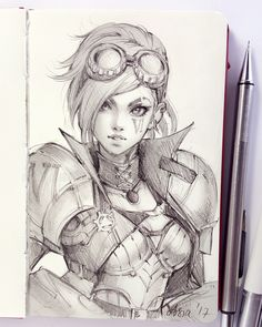 Search 'face sketch' on DeviantArt - Discover The Largest Online Art Gallery and Community Vi League Of Legends, League Of Legends Characters, Character Sketches, Character Art, Art Drawings Sketches, Cool Drawings, Desenhos League Of Legends, Dessin My Little Pony, Legend Drawing
