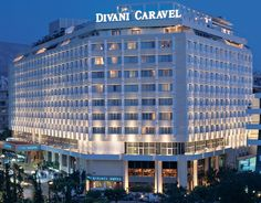 Divani Caravel in Athens Welcomes Guests to Refurbished 'Divine Suites'.