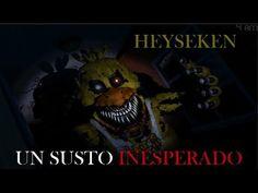 Un Susto Inesperado / Five Night At Fredy'S 4