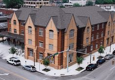 Birmingham, AL.  Love seeing people moving back into the inner city again.  Lots of lovely apartments and lofts...slj
