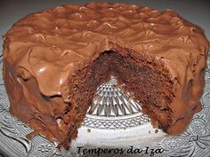 Magic Cake Recipes, Sweet Recipes, Chocolates, Cheesecakes, Chocolat Cake, Keep Recipe, Kinds Of Desserts, Yummy Cakes, Coco