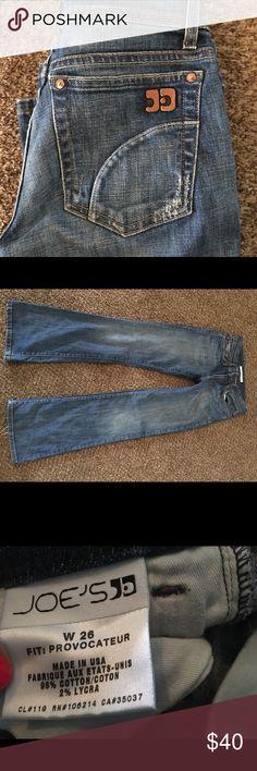 Joe's jeans Joe's jeans size: 28 provocateur style. Soooo cute!! Joe's Jeans Jeans Boot Cut