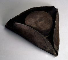 Officers Dress hat of Tsar Peter I (the Great), circa 1701-1709.  Courtesy of the Hermitage digital collection.