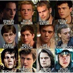 Notice how everyone has a last name but Thomas. I love tmr
