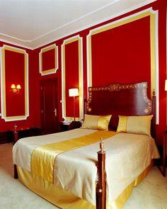Quinta das Lágrimas, Palace suites