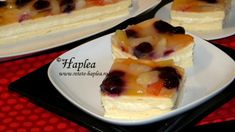 Waffles, Cheesecake, Cooking Recipes, Tropical, Sweets, Breakfast, Desserts, Sweet, Morning Coffee