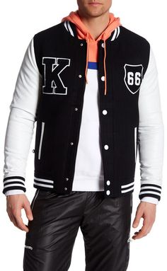 K-Swiss Baseball Jacket https://www.shopstyle.com/action/loadRetailerProductPage?id=615138696&pid=uid8100-34415590-43