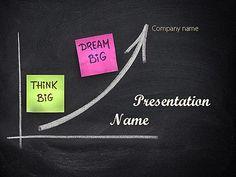 http://www.pptstar.com/powerpoint/template/think-big-dream-big/ Think Big Dream Big Presentation Template