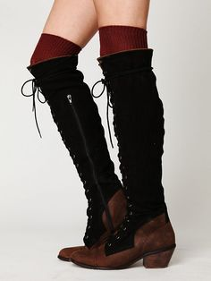 I ADORE these boots... I shall have them soon !!!    Free People Joe Lace Up Boot, $298.00
