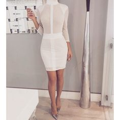 rachel fashion discovered by RakaE on We Heart It Trendy Dresses, Elegant Dresses, Beautiful Dresses, Girl Fashion, Fashion Outfits, Womens Fashion, Spring Fashion, Dress Me Up, New Dress
