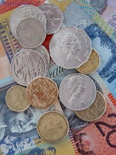 Australian Coin currency