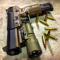 Tactical Firearms — tacticalsquad: FNH Five Seven 🔫 Credit. Weapons Guns, Guns And Ammo, Rifles, Cool Guns, Awesome Guns, Self Defense, Tactical Gear, Tactical Firearms, Survival Gear
