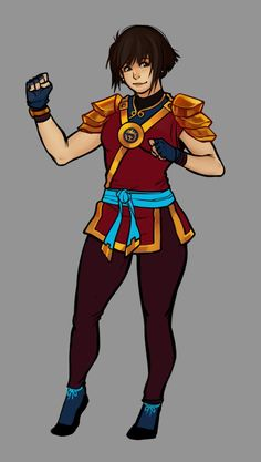 Nya ain't my favorite, but I guess that since I'm putting in all the others I may as well include her too. :P