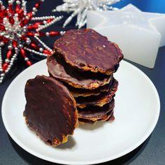 Marokánky bez lepku a cukru   Bez lepku Healthy Snacks, Healthy Recipes, Christmas Candy, Xmas, Sweet And Salty, Sweet Desserts, Low Carb Keto, Food Art, Food And Drink