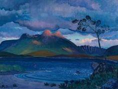 James Dickson Innes 'Arenig, North Wales', 1913