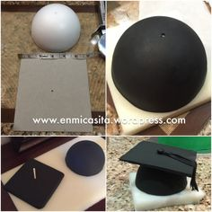 Graduation Cap Tutorial