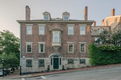 Federal style :: Providence, Rhode Island :: Built in 1814