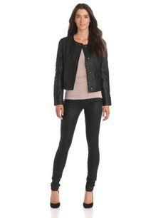 Volcom Juniors Candidate Jacket Black Large - http