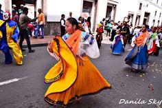 Quito. Ecuador.