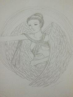 Myth / lore: Iris - Goddess of rainbow, Messenger of Gods