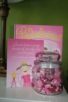 Pinkalicious Party Planning #6 (Guessing