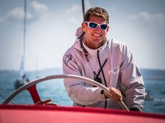Charles Caudrelier, Skipper -  DONGFENG RACE TEAM 2014 2015