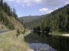 Lochsa River, ID