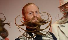 Hair Apparent: World Beard Competition Crowns Winners - SPIEGEL ONLINE